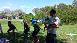 SSPT Mums n Bubs Group Fitness