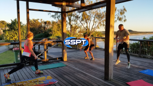 SSPT Exercises at Point Perry, Coolum