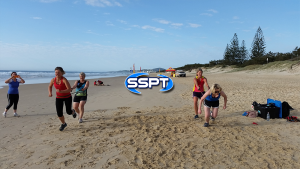 SSPT Holiday ladies sprint towing