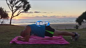 SSPT 1on1 on Coolum Beach