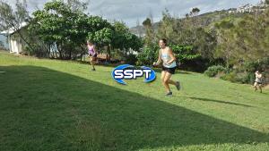 SSPT Hill runs at Point Perry, Coolum
