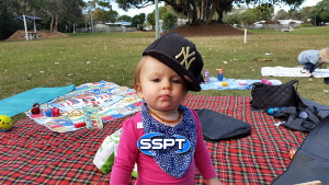 SSPT Mums Group Gangsta Kid